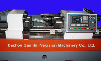 TG2Zx2106mm Double Spindle Deep Hole Skiving Roller and Burnishing Machine