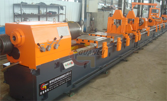 TK2120 CNC Deep Hole Drilling and Boring Machine