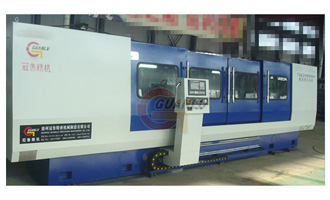 TSK2108 CNC Deep Hole Drilling and Boring Machine