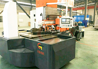 ZSK2103A(1M) Three Axis Gundrilling Machine for Molds or Blocks