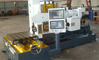 ZKB2103A Economical Type Deep Hole Gun Drilling Machine