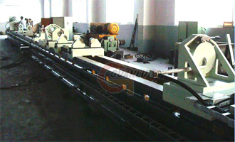 2M2125A Deep Hole Strong Honing Machine